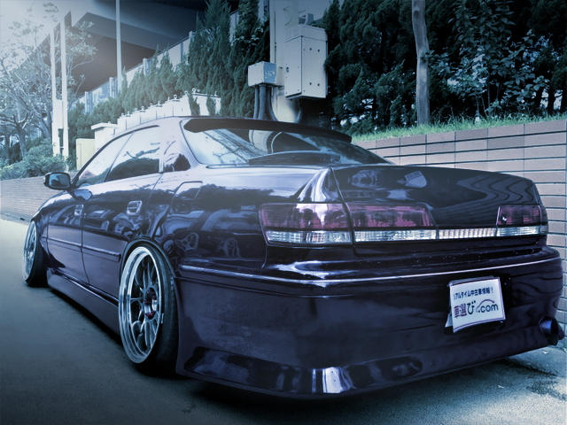 REAR EXTERIOR JZX100 MARK2 TOURER-V