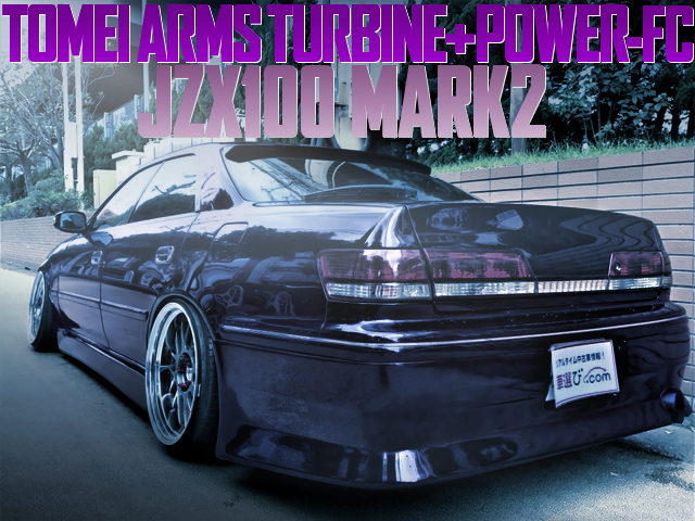 TOMEI ARMS TURBINE JZX100 MARK2 TOURER-V