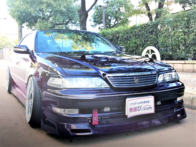 FRONT MASK JZX100 MARK2 TOURER-V