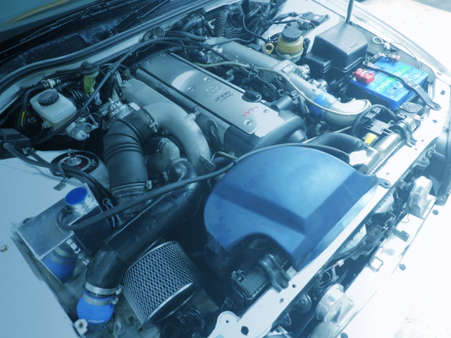 1JZ GTE VVTi TURBO ENGINE