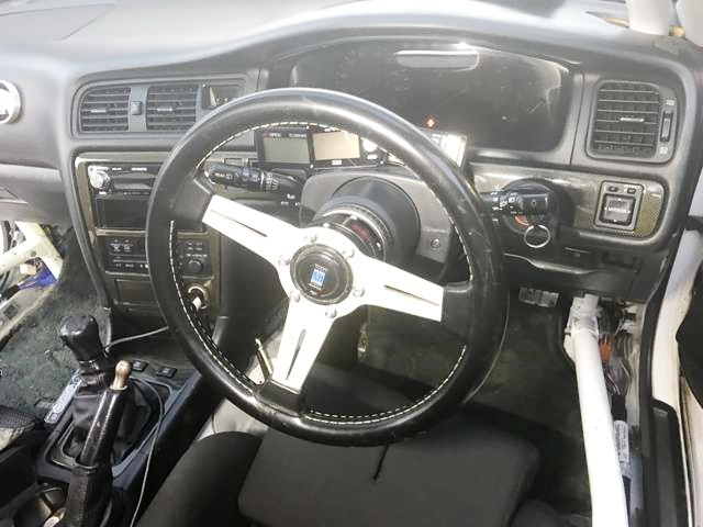 INTERIOR DASH BOARD JZX100