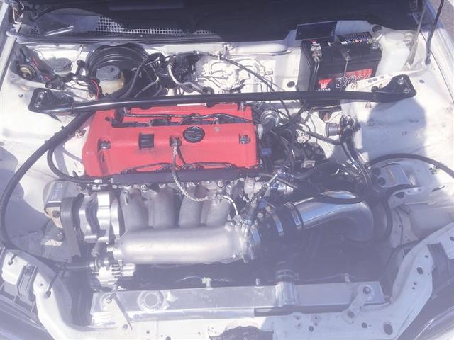 EP3 K20A i-VTEC ENGINE
