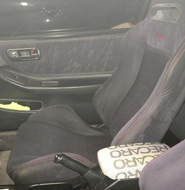INTERIOR RECARO SEAT ACURA INTEGRA GSR