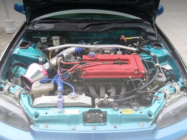 B16A VTEC ENGINE FOR EG CIVIC