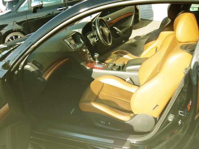 INTERIOR V36 SKYLINE 370GT TYPE-SP