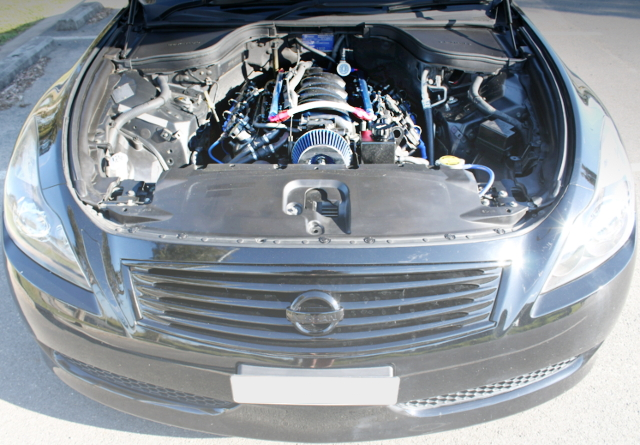 LS1 5700cc V8 ENGINE SWAP