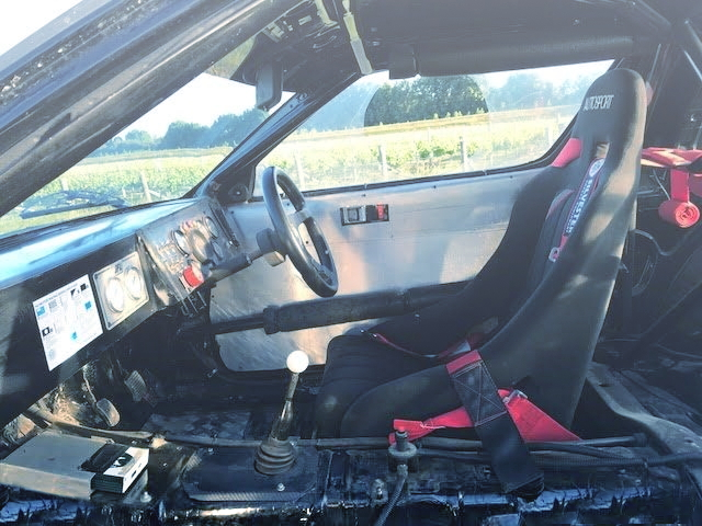 SINGLE SEAT AND CUSTOM DASHBOARD