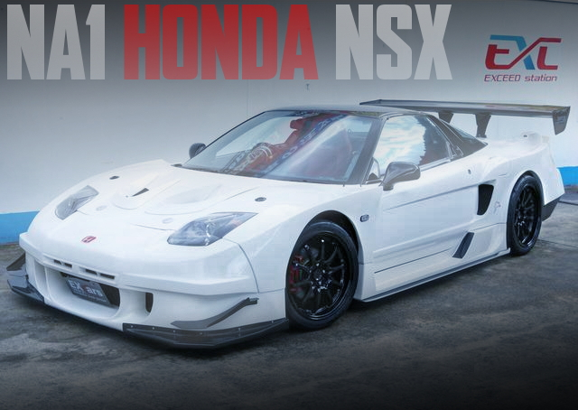 TYPE-R GT WIDEBODY REPLICA NA1 HONDA NSX