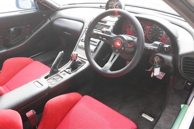 INTERIOR DASHBOARD NA1 NSX