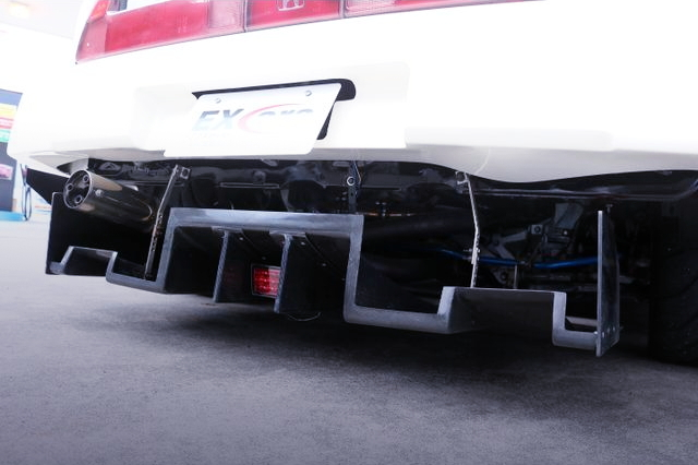 REAR DIFFUSER FOR NA1 NSX