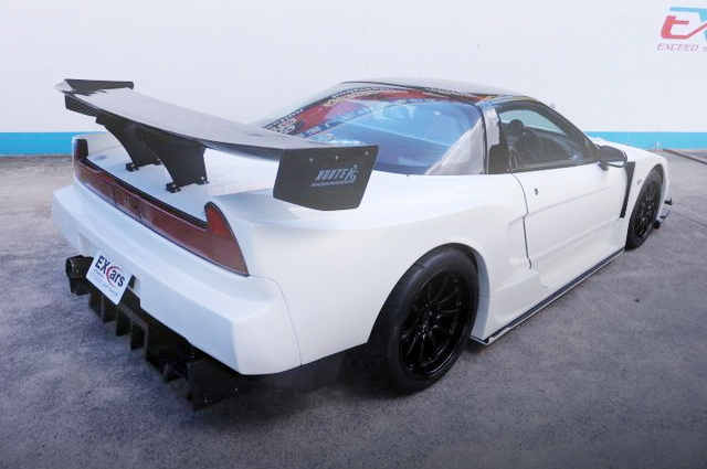 REAR EXTERIOR NA1 NSX R-GT WIDEBODY REPLICA