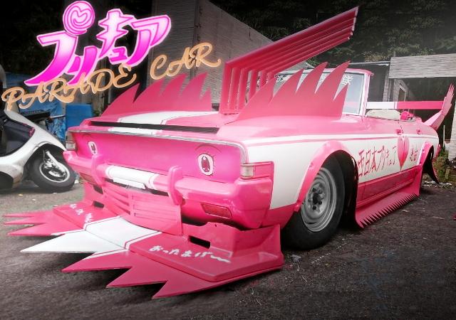 Precure PARADE CAR