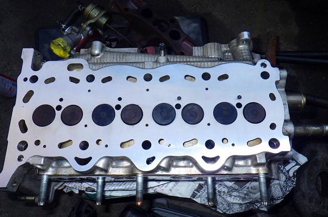 ENGINE HEAD PROBOX VAN DX