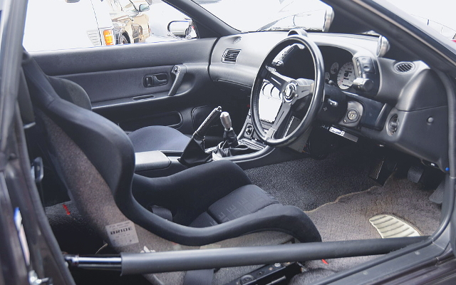 INTERIOR FULL BUCKET SEAT FOR R32 GTR