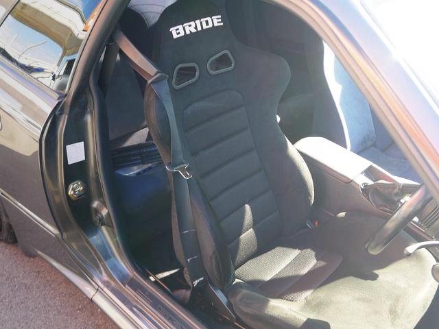 BRIDE SEMI BUCKET SEAT FOR R32 GT-R