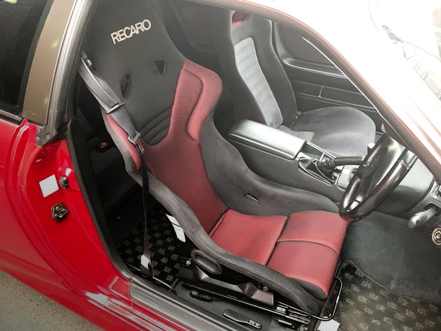 RECARO FULL BUCKET SET R33 GTR