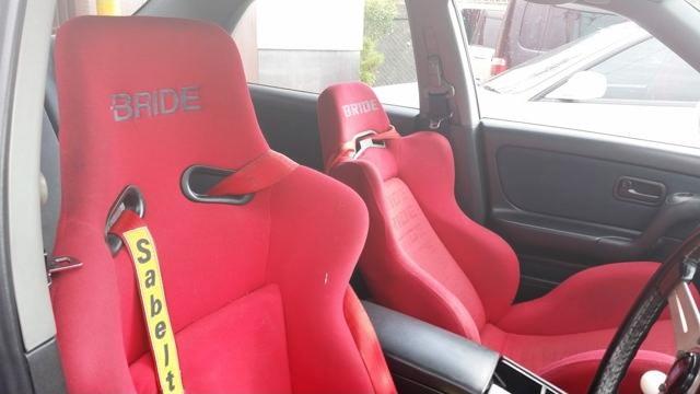 INTERIOR FRONT SEAT BRIDE