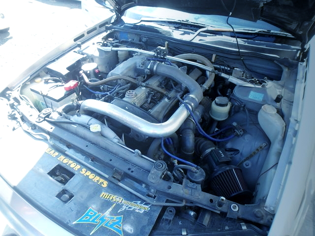RB25DET TURBO ENGINE