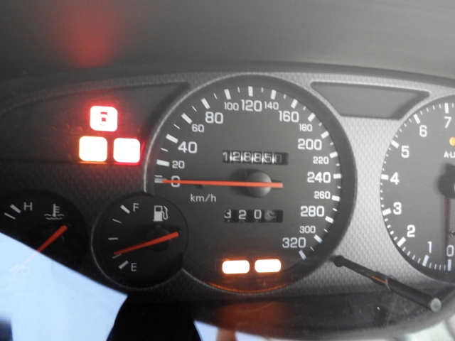 320km SPEED METER FOR R33GTR