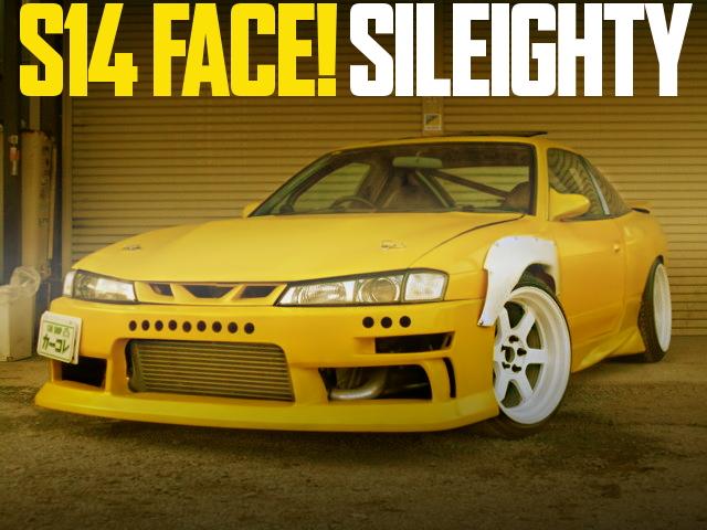 S14 FACE SILEIGHTY