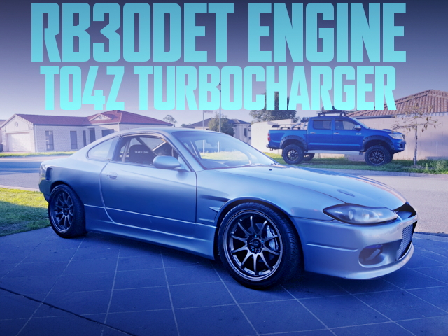 RB30DET TO4Z TURBO S15 SILVIA