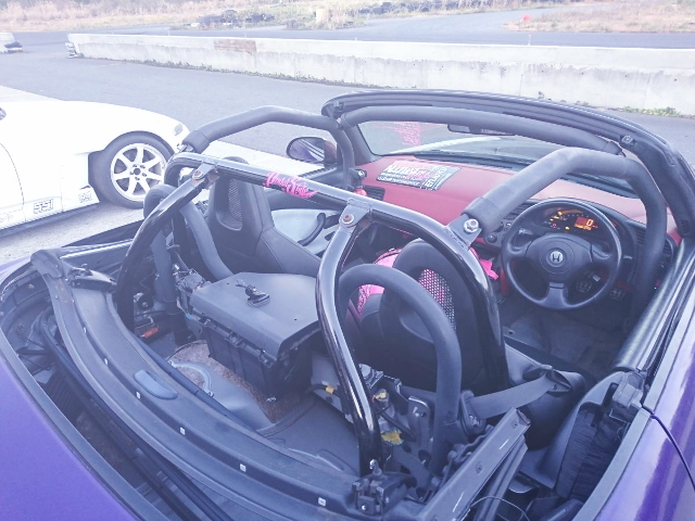 ROLLBAR FOR S2000
