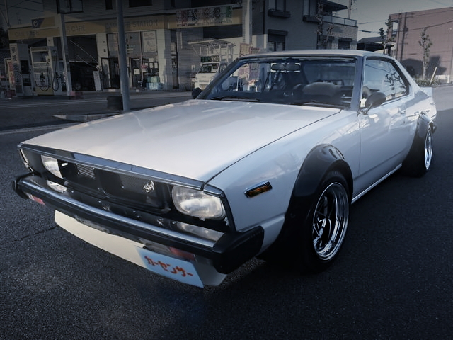 FRONT 330 HEADLIGHT SKYLINE JAPAN 2-DOOR