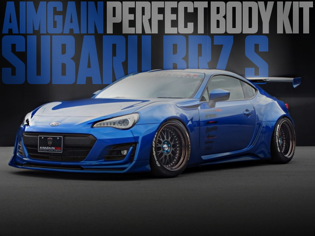 AIMGAIN PERFECT BODY SUBARU BRZ