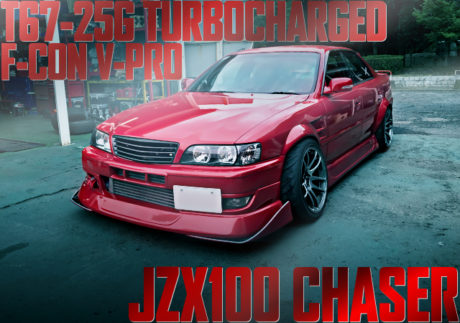 T67-25G TURBO V-PRO JZX100 CHASER WIDEBODY