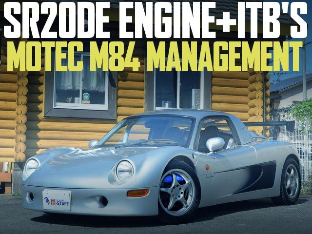 ITBS MOTEC M84 TOMMYKAIRA ZZ