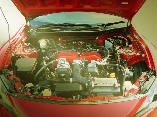 FA20 BOXER ENGINE 86GT