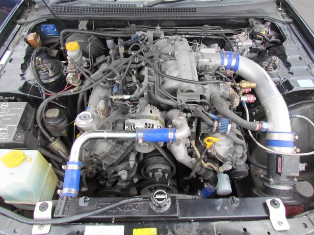 VH41DE 4100cc V8 ENGINE