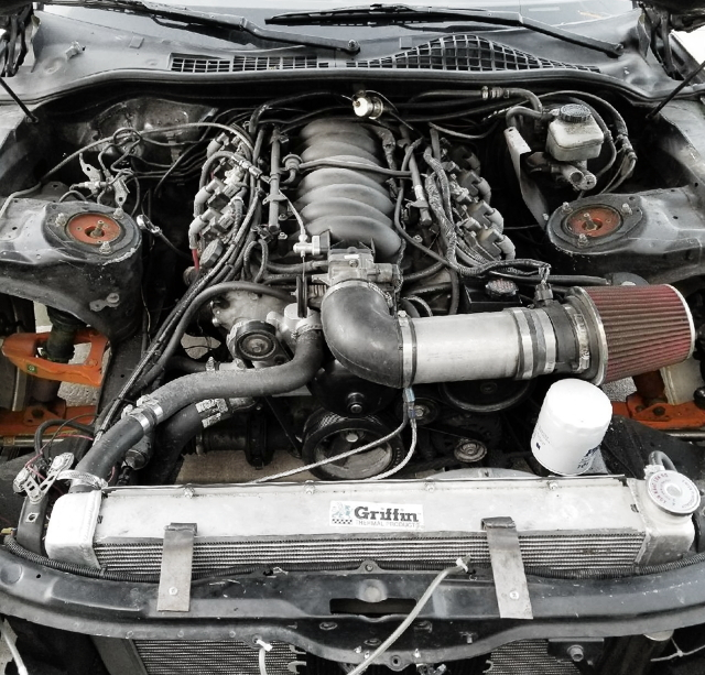 LS6 INTAKE LS V8 ENGINE