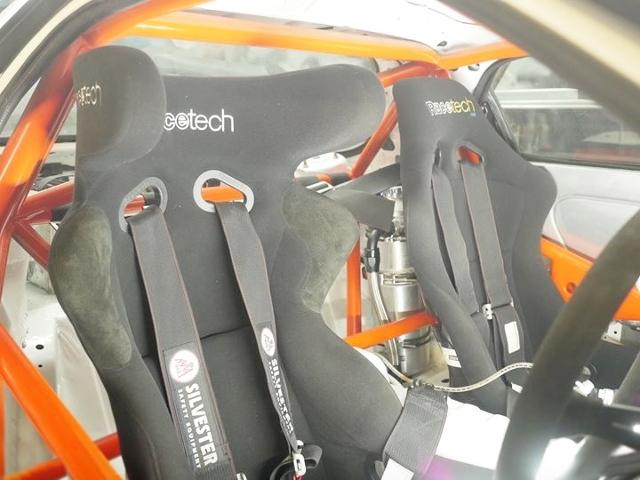 INTERIOR RACETECH FULL BUCKET SEAT