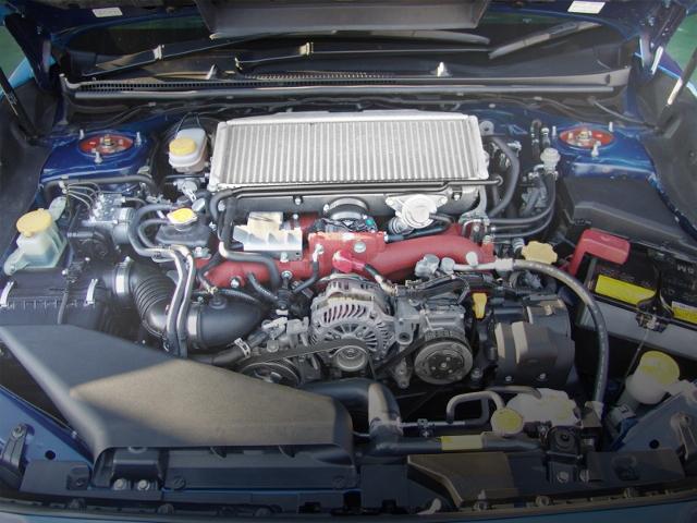 EJ20 BOXER ENGINE FOR VAB WRX STI