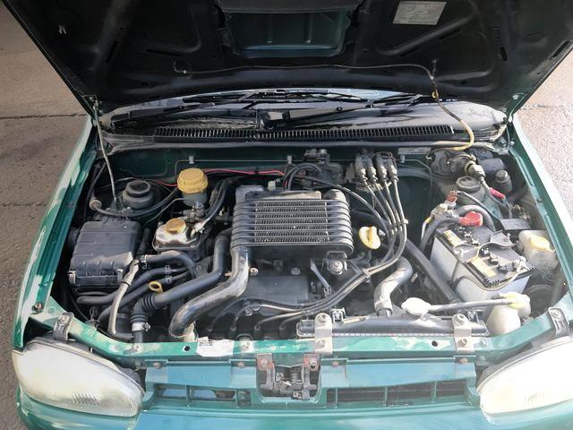 EN07 SUPERCHARGER ENGINE