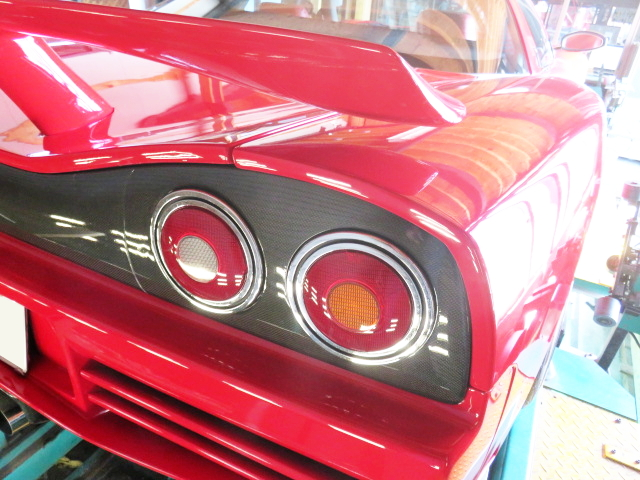 TAIL LAMP FOR VEILSIDE FORTUNE NSX