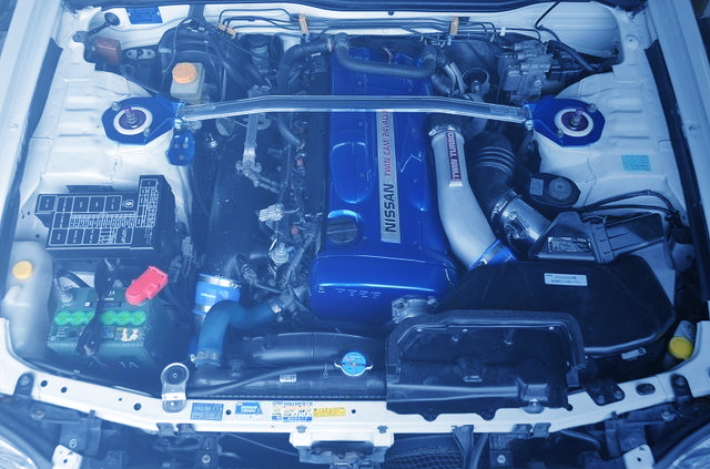 RB26 TWINTURBO ENGINE FOR STAGEA 260RS