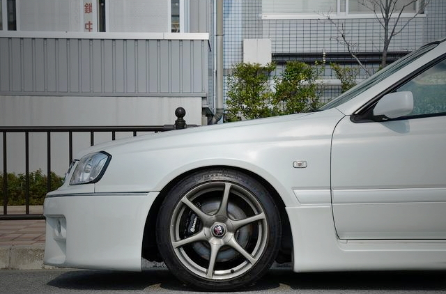 FRONT R34 GTR WHEEL