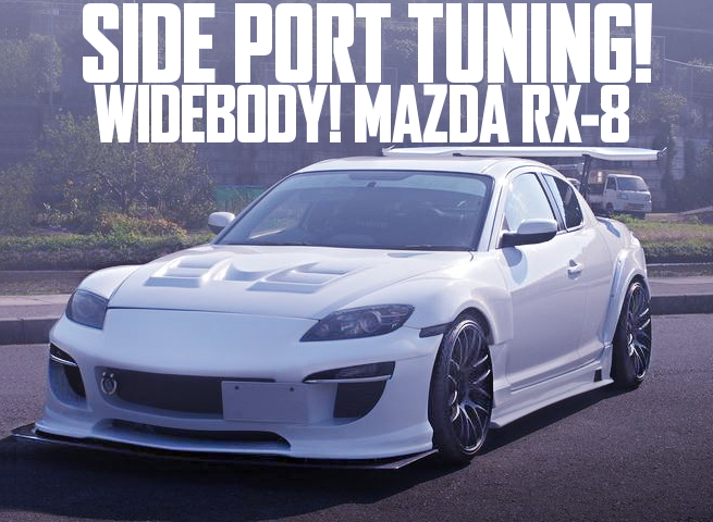 SIDEPORT TUNING RX8 WIDEBODY