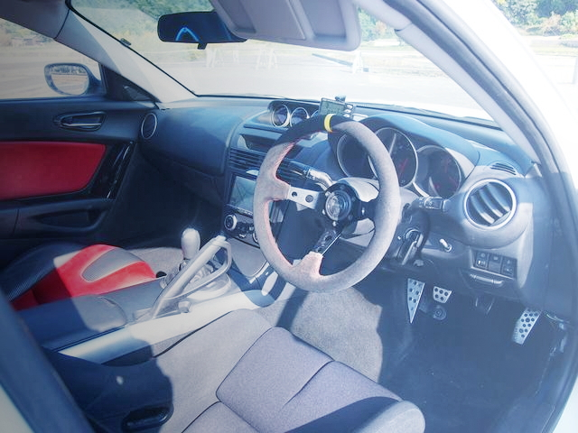 INTERIOR DEPPCORN STEERING