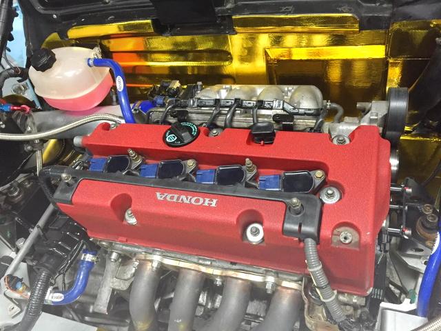 TYPE-R K20A i-VTEC ENGINE