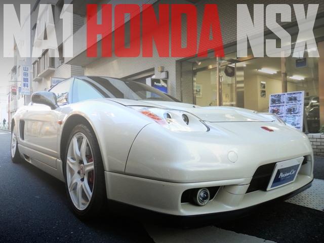 02 TYPE-R SPEC NA1 HONDA NSX