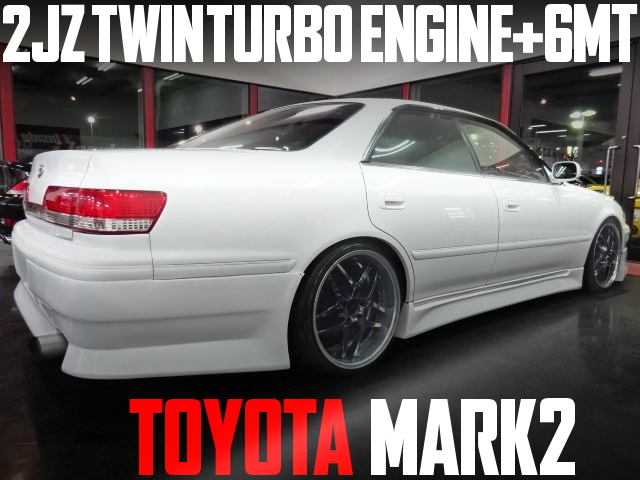 2JZ-GTE ENGINE 100 MARK2