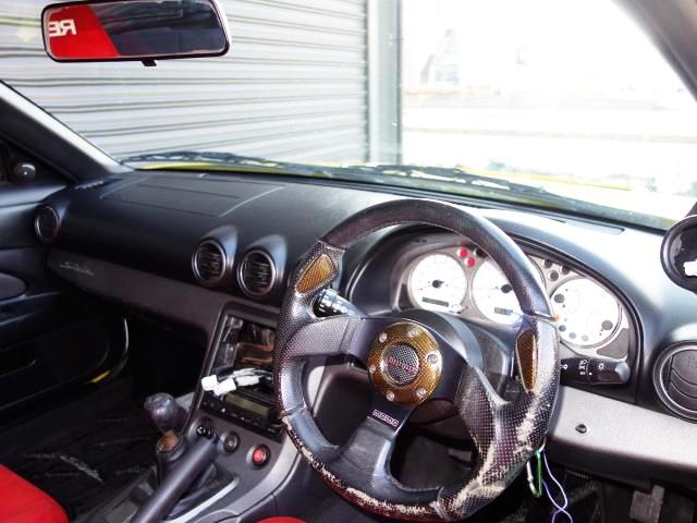 DASHBOARD S15 SILVIA