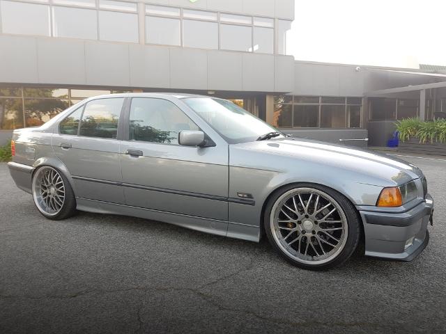 FRONT SIDE EXTERIOR E36 BMW 325i