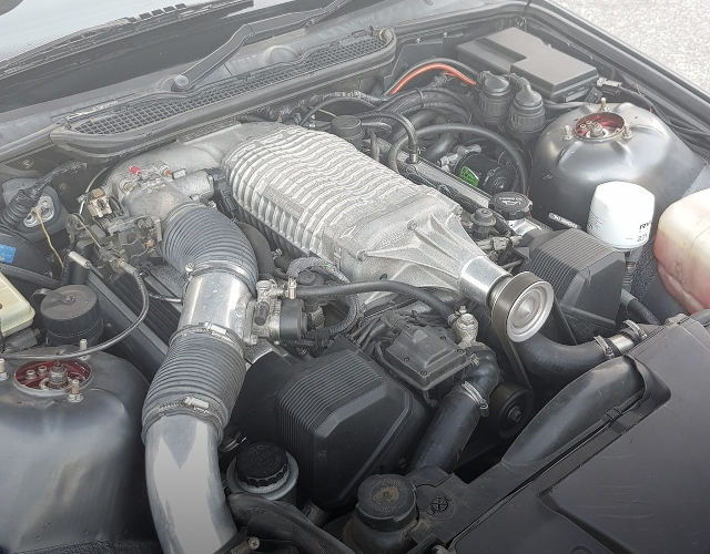 1UZ-FE 4000cc SUPERCHARGER ENGINE
