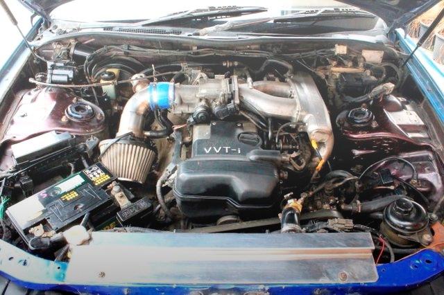 2JZ-GE 3000cc VVT-i ENGINE