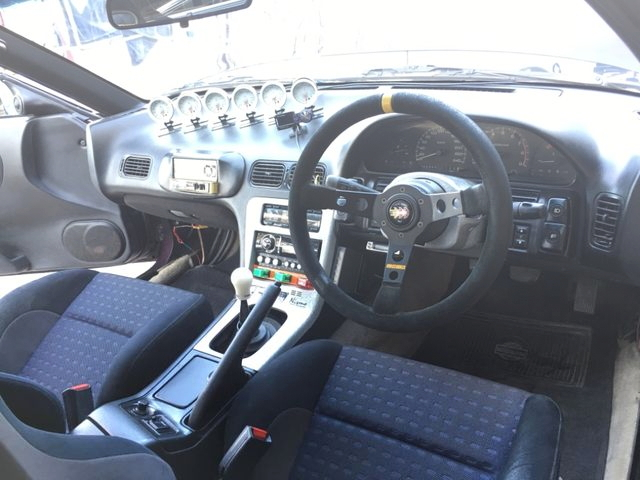 INTERIOR DASHBOARD S13 200SX