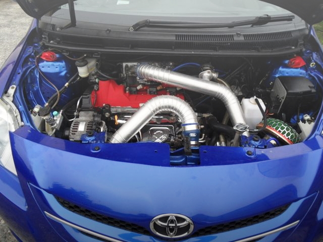 3S-GTE 2000cc TURBO ENGINE